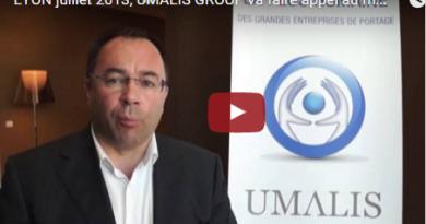 UMALIS GROUP va faire appel au marché juillet 2013